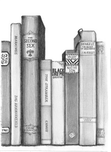 Ginny's books