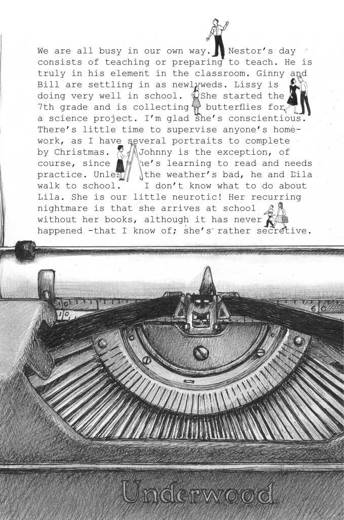 Typewriter rebus